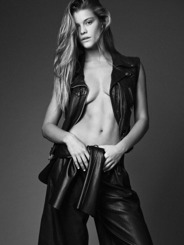 Nina Agdal Photoshoot by William Lords