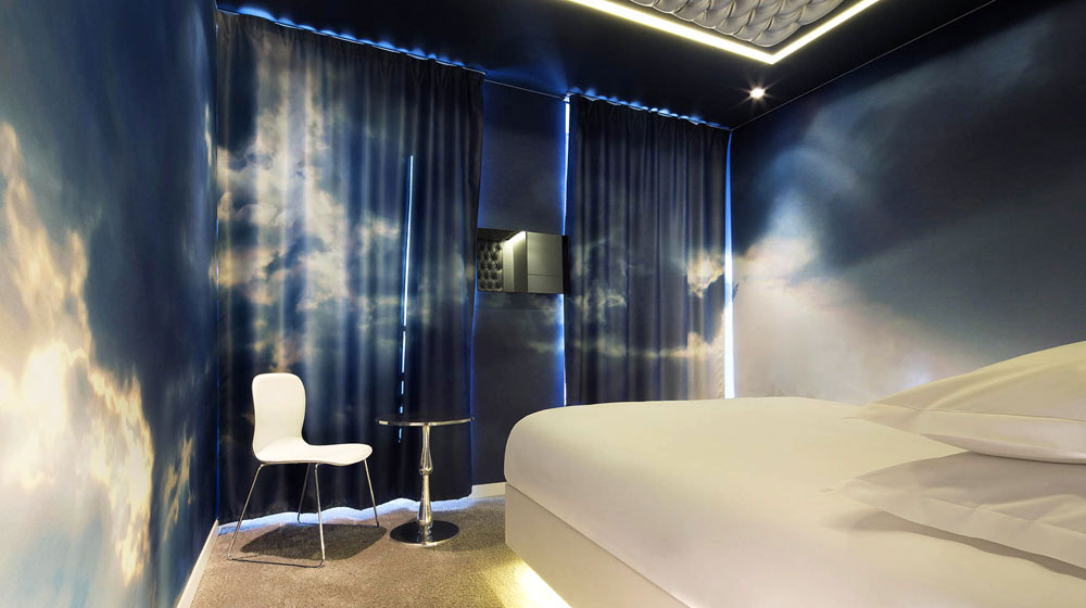 Hotel Angely Paris France