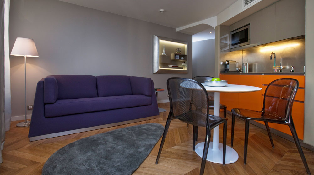 Residence NELL Paris France
