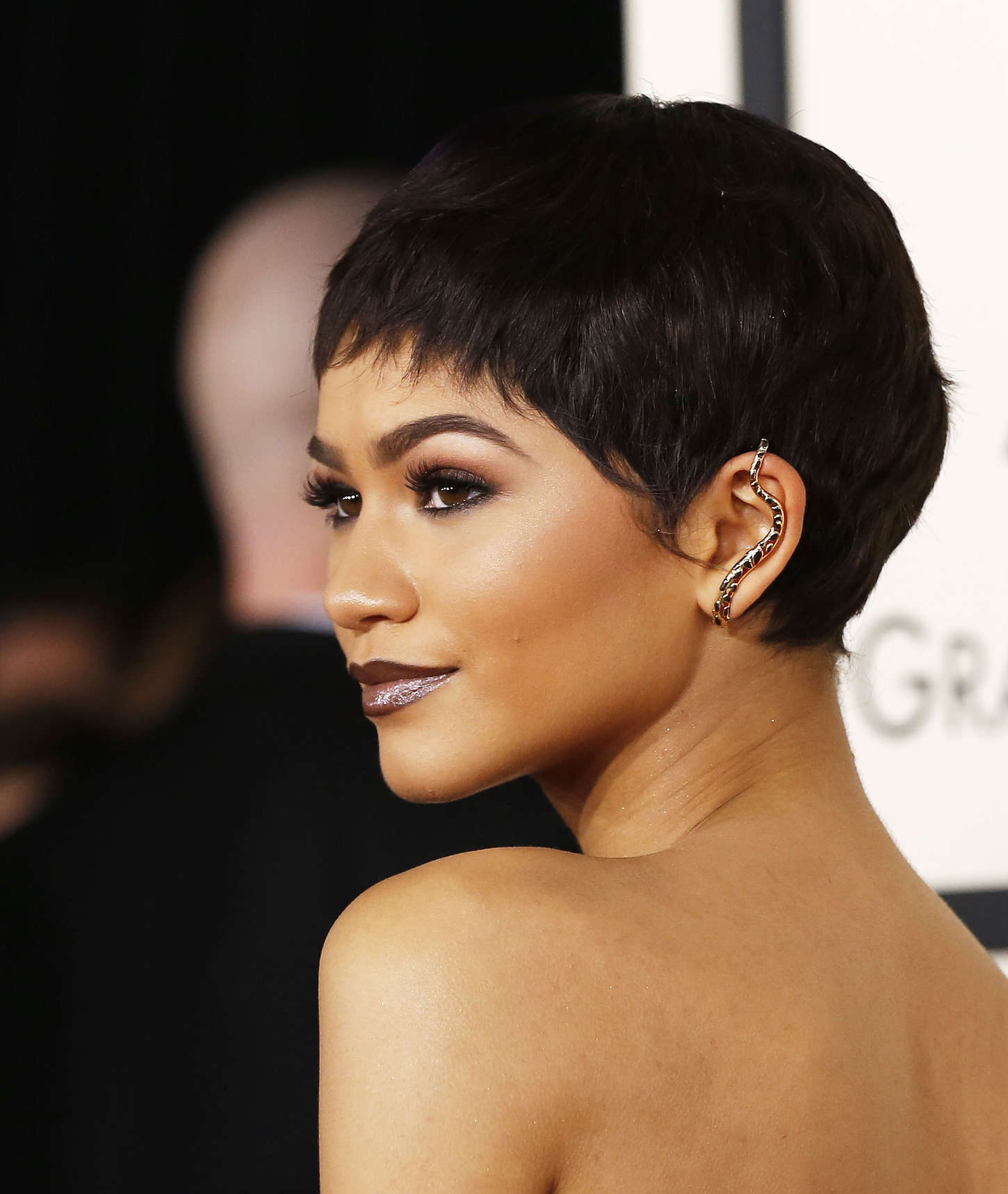 Zendaya Coleman at 57th Annual GRAMMY Awards à Los Angeles