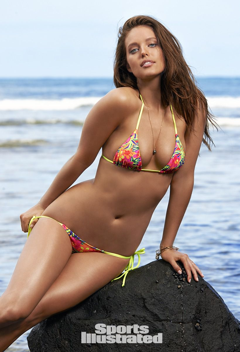 Emily DiDonato in Sports Illustrated Swimsuit Issue 2015