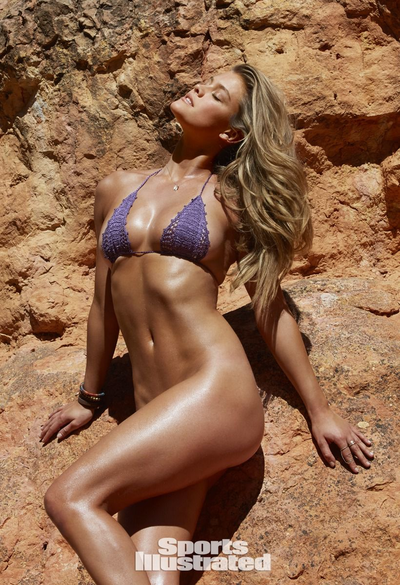 Nina Agdal in Sports Illustrated Swimsuit Issue 2015