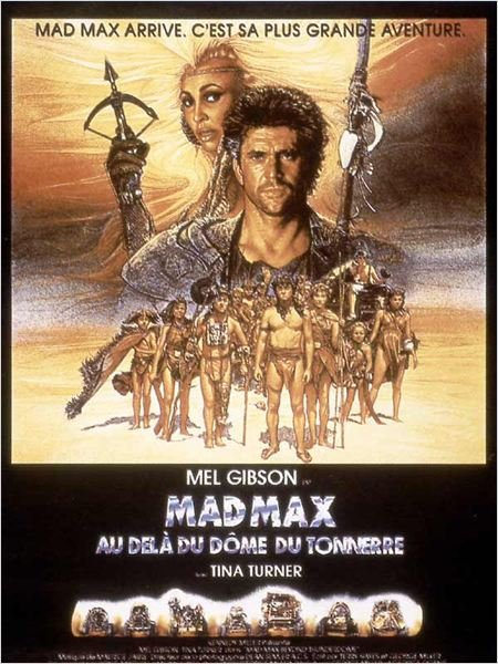 Mad Max 3 Streaming