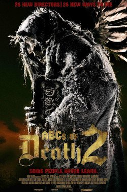 The ABCs of Death 2 Streaming
