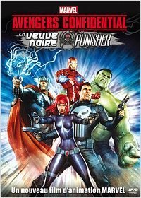 Avengers Confidential Streaming