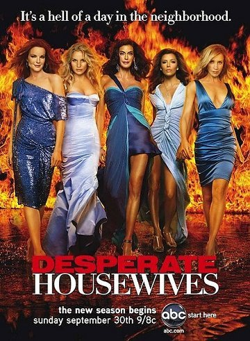 Desperate Housewives - Saison 4 Streaming