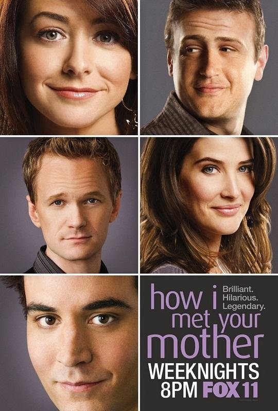 How I Met Your Mother - Saison 8 Streaming