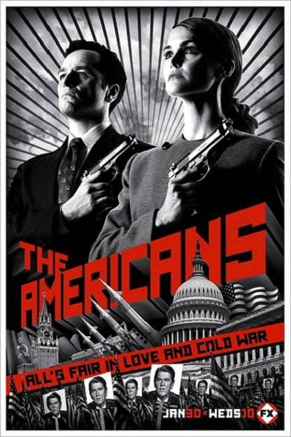 The Americans - Saison 1 Streaming