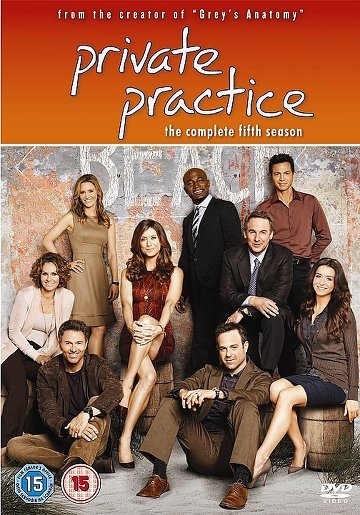 Private Practice - Saison 5 Streaming