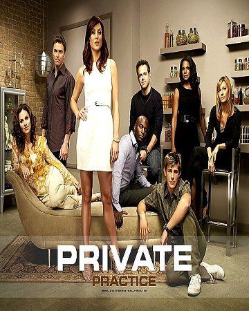 Private Practice - Saison 3 Streaming