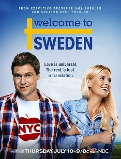 Welcome To Sweden - Saison 1 Streaming