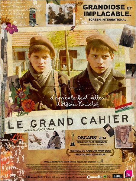 Le Grand Cahier Streaming