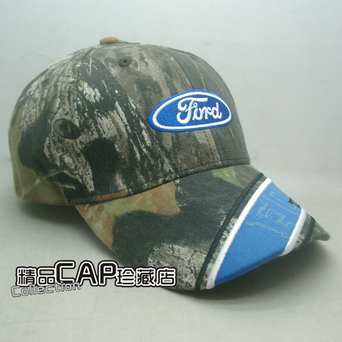 Gallery Ford Camo Trucker Hat