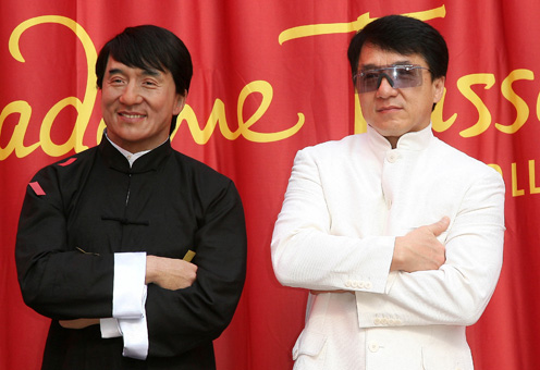 jackie chan father funeral - photo #17