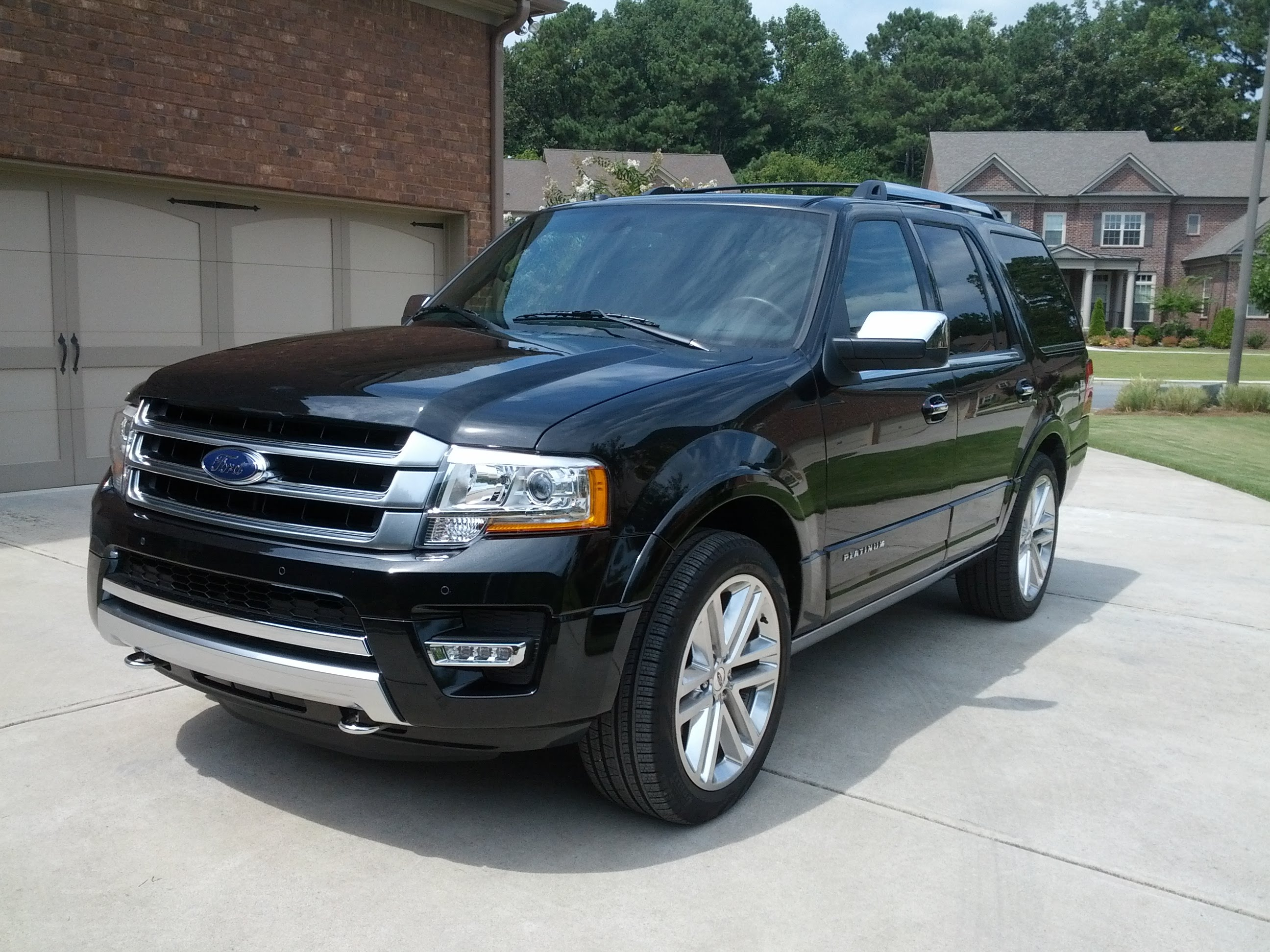 Ford Expedition 2015 Black