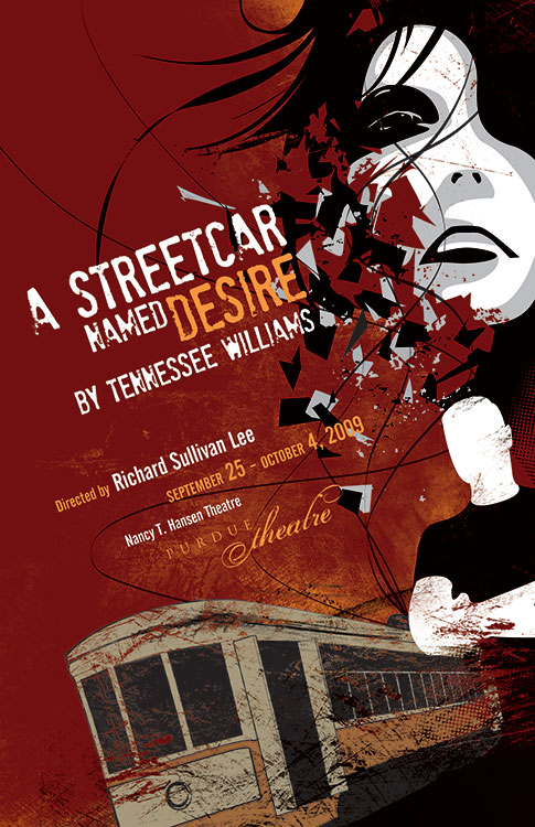 play analysis a streetcar named desire Scene ten of tennessee williams' popular play 'a streetcar named desire' is filled with violence as stanley kowalski rapes blanche dubois.